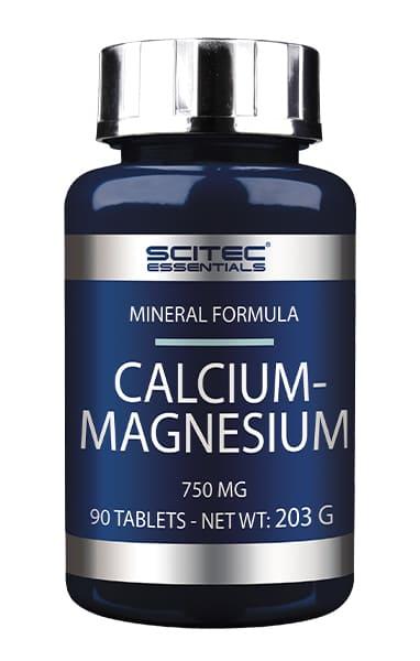 Calcio Magnesio 90 cápsulas