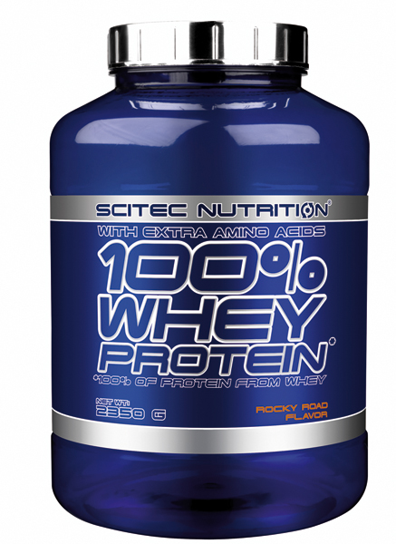 100% Whey Protein 2.350 grs. Rocky Road
