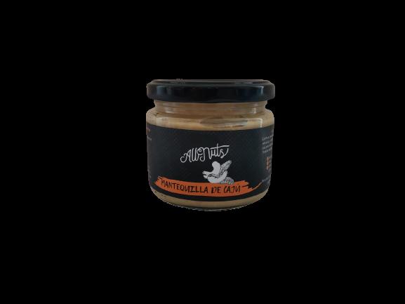 Mantequilla de Castañas de Cajú 200 grs.