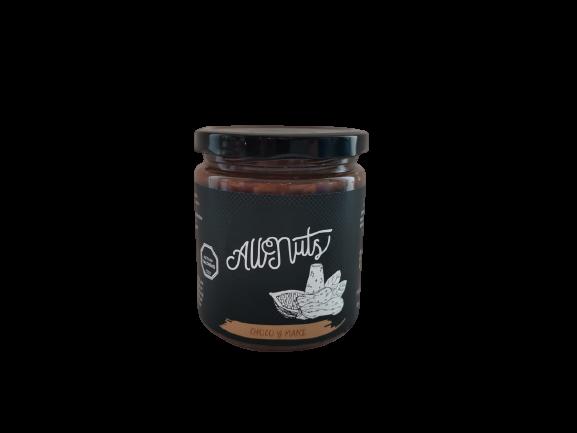 Mantequilla de Maní Chocolate 450 grs.