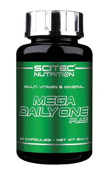 Mega Daily One Plus 120 cápsulas
