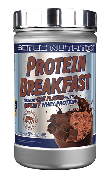 Protein Breakfast 700 grs.Chocolate Brownie