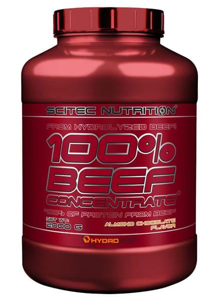 100% Beef 2.000 grs. Chocolate Almendra