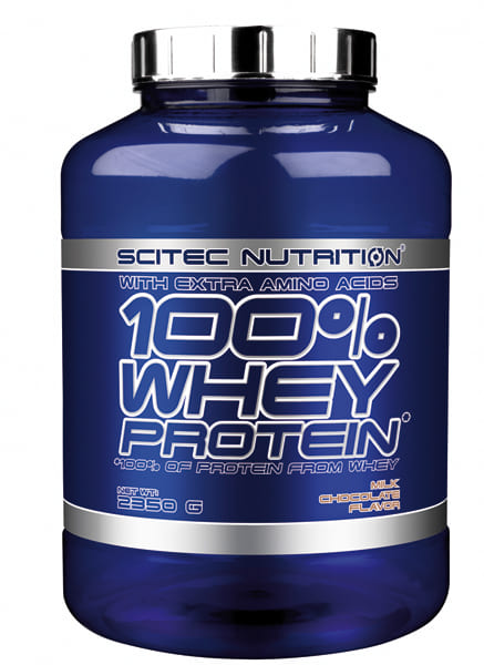 100% Whey Protein 2.350 grs. Leche de Chocolate