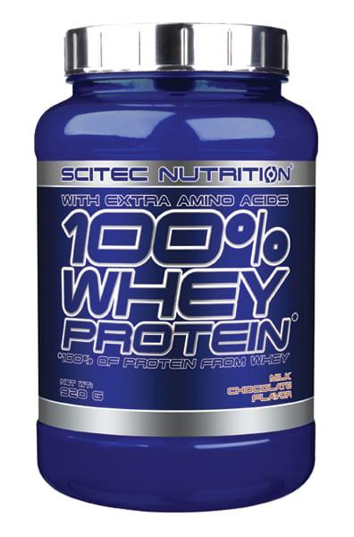 100% Whey Protein 2 lb Leche de Chocolate