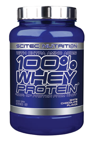 100% Whey Protein 920 grs