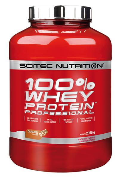 100% Whey Protein Professional 2.350 grs. Caramelo Salado