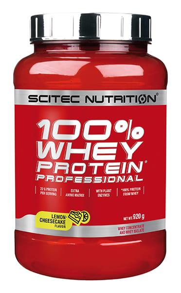 100% Whey Protein Professional 2 lb Pie de Limón