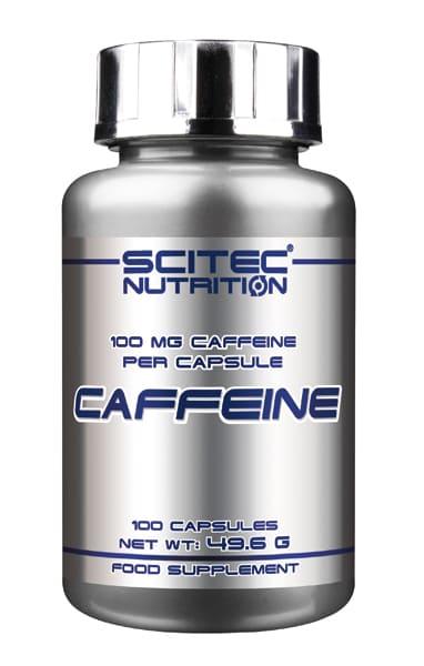 Cafeína 100 cápsulas