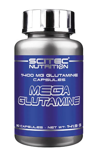 Mega Glutamina (1.400 mg.) 90 cápsulas