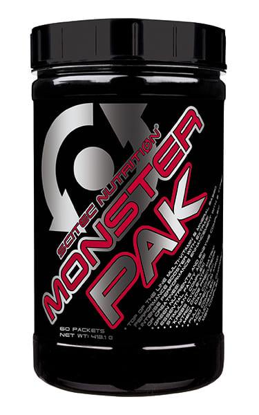Monster Pak 40 sobres (20 porciones)