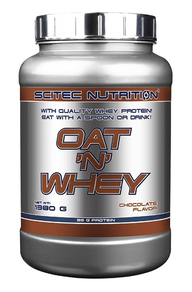Oat' N' Whey 3 lb Chocolate