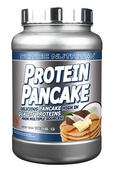 Protein Pancake 1.036 grs. Coco Chocolate Blanco